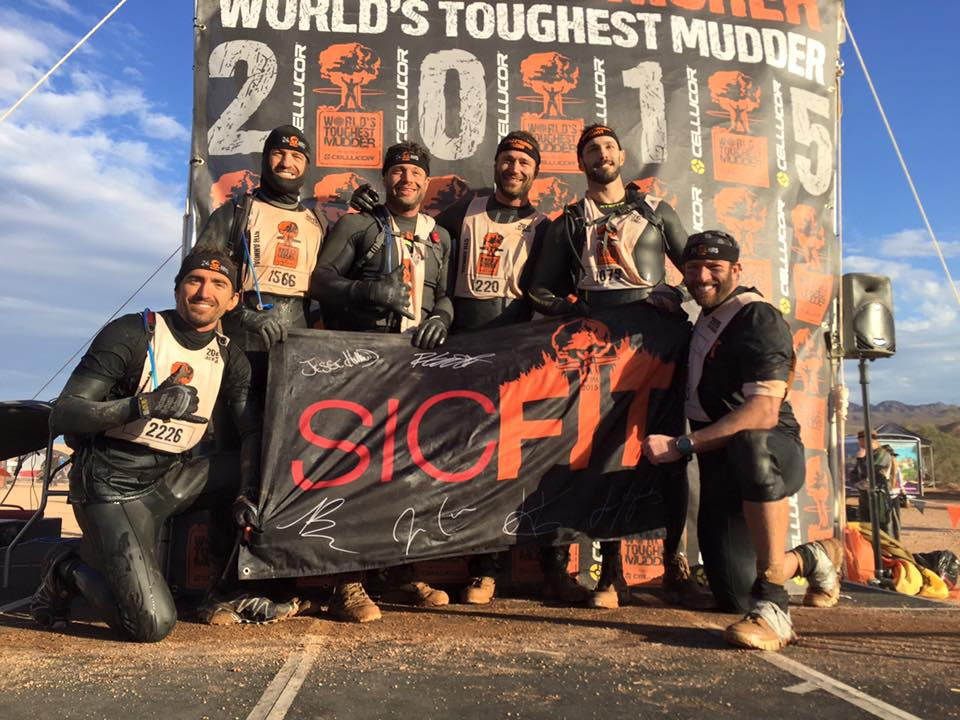 Worlds Toughest Mudder